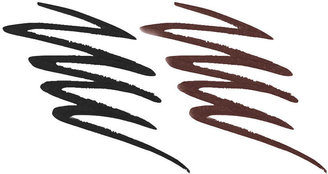 Vincent Longo Duo Eye Pencil/Crayon, Jet Black/Brown Black 1 ea