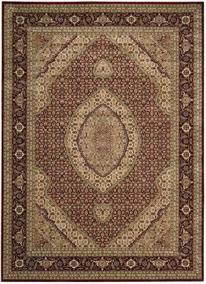 "Nourison Area Rug, Persian Arts BD03 Brick 7' 9"" x 10' 10"""