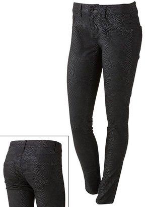 Tinseltown gecko skinny jeans - juniors