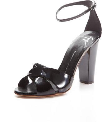 Giuseppe Zanotti Alien High Heel Sandal