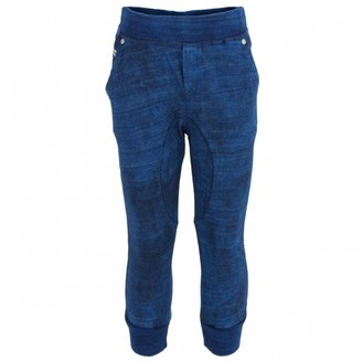 Diesel Marbled blue harem pants