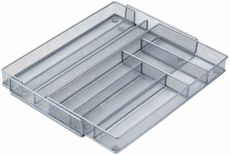 Honey-Can-Do Steel Mesh 7-Compartment Cutlery Tray / Drawer Storage