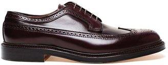 Alden Cordovan Leather Brogues