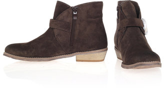 Very Volatile Harling Bootie Taupe