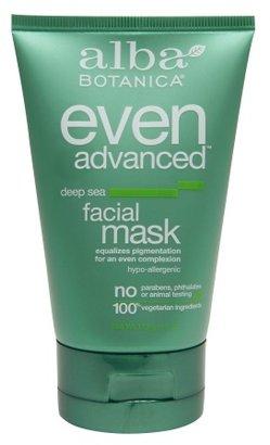 Alba Botanica Even Advanced Facial Mask Deep Sea