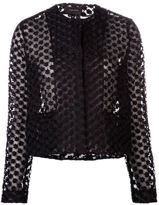 Simone Rocha embroidered jacket