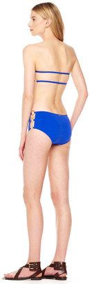 Michael Kors Byzance Ring-Side Bandeau Bikini