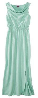 Merona Petites Sleeveless Cowl-Neck Maxi Dress - Assorted Colors