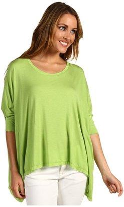 Culture Phit Adora Modal Top (Lime) - Apparel