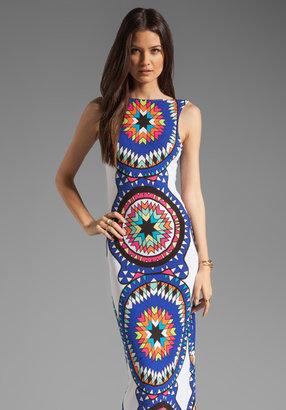 Mara Hoffman Backless Column Dress