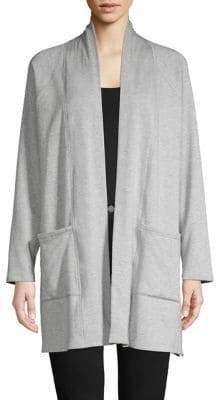 Eileen Fisher Classic Long-Sleeve Cardigan