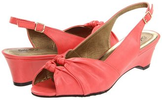 SoftStyle Soft Style - Knot Enough (Coral Vitello) - Footwear