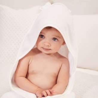 The White Company Hydrocotton Hooded Towel, White, Small