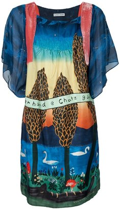 Tsumori Chisato printed dress