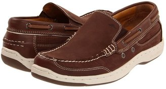 Tommy Bahama First Mate Two Tone (Dark Brown) - Footwear