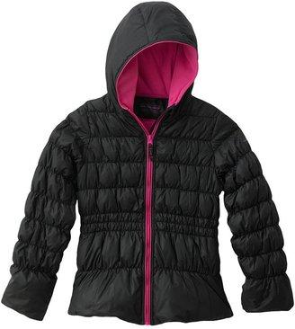 Hawke & Co midweight down puffer jacket - girls 7-16