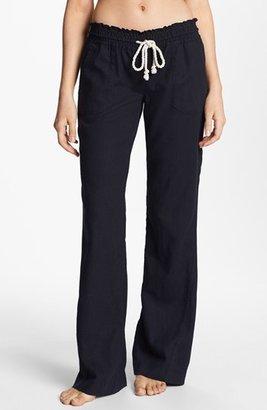 Women's Roxy 'Oceanside' Beach Pants $39.50 thestylecure.com
