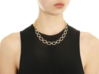 Irene Neuwirth Diamond Collection Oval-Link Necklace-Colorless