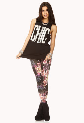 Forever 21 Too Chic Muscle Tee