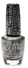 OPI Shatter Nail Lacquer, Silver