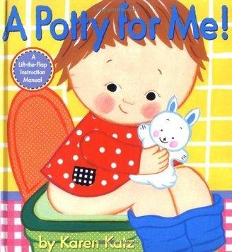 Little Simon A Potty for Me! A Lift-the-Flap Instruction Manual