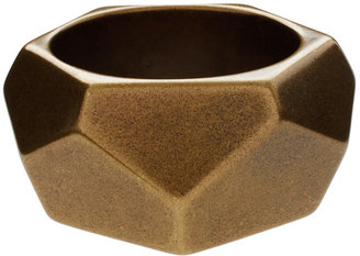 Angie Gooderham Chunky Bronzed Bangle