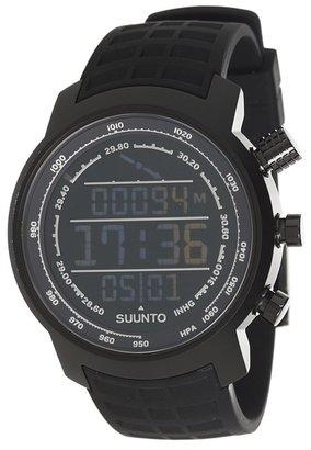 Suunto Elementum Terra Negative Face w/ Rubber Band Watches