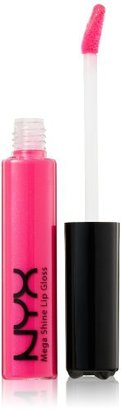 NYX Mega Shine Lip Gloss, Dolly Pink, 0.37 Ounce $5 thestylecure.com