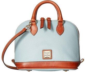 Dooney & Bourke Pebble Leather Bitsy Bag $178 thestylecure.com