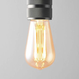 west elm LED Light Bulb, Straight