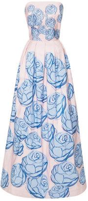 Katie Ermilio Spring Garden Gown