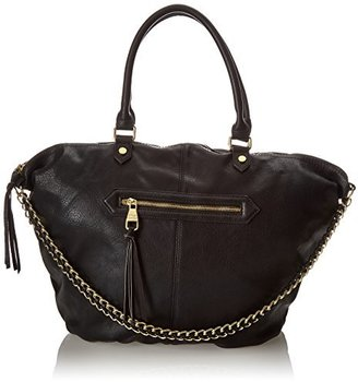 Steve Madden Bbubblee Over Size Convertible Tote $63.99 thestylecure.com