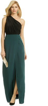 Yigal Azrouel Selma Goes Green Gown