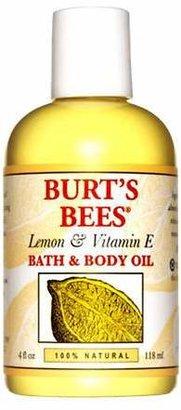 Burt's Bees Body & Bath Oil Lemon & Vitamin E