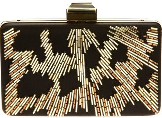 Lanvin box clutch