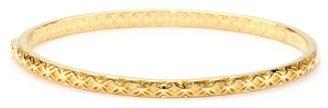 """Esprit Fancy Work Gold"""" Bangle Bracelet"""