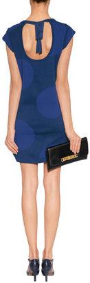 L'Autre Chose LAutre Chose Navy Leather Mary-Janes
