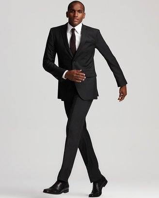 Burberry Milbury Suit in Charcoal