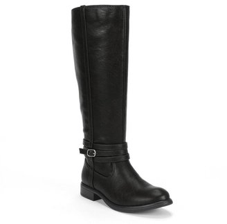 Lauren Conrad tall riding boots - women