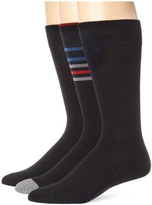 Kenneth Cole Reaction Men's Muti Stripe Sock