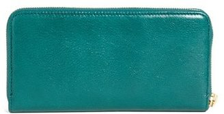 Marc Jacobs 'Wellington Deluxe' Leather Wallet