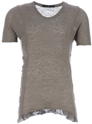 Julius short-sleeved t-shirt