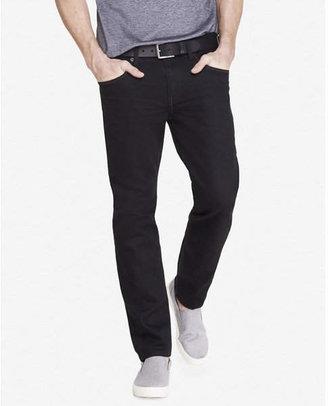Express Slim Black Jeans