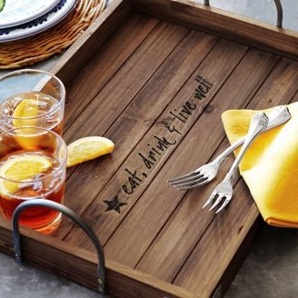 Sur La Table Tim Love Wood Tray