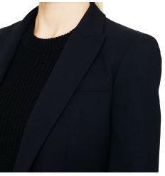 Club Monaco Claudia Italian Wool Blazer