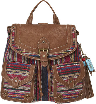 Nine West Vintage Festival Backpack