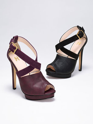 Victoria's Secret Collection Island Platform Sandal