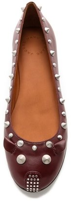 Marc by Marc Jacobs Studded Punk Mouse Flats