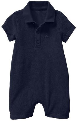 Gap Terry polo one-piece