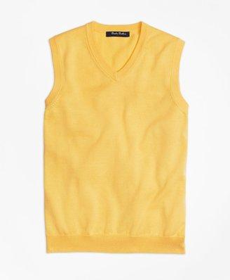Brooks Brothers Boys Sweater Vest